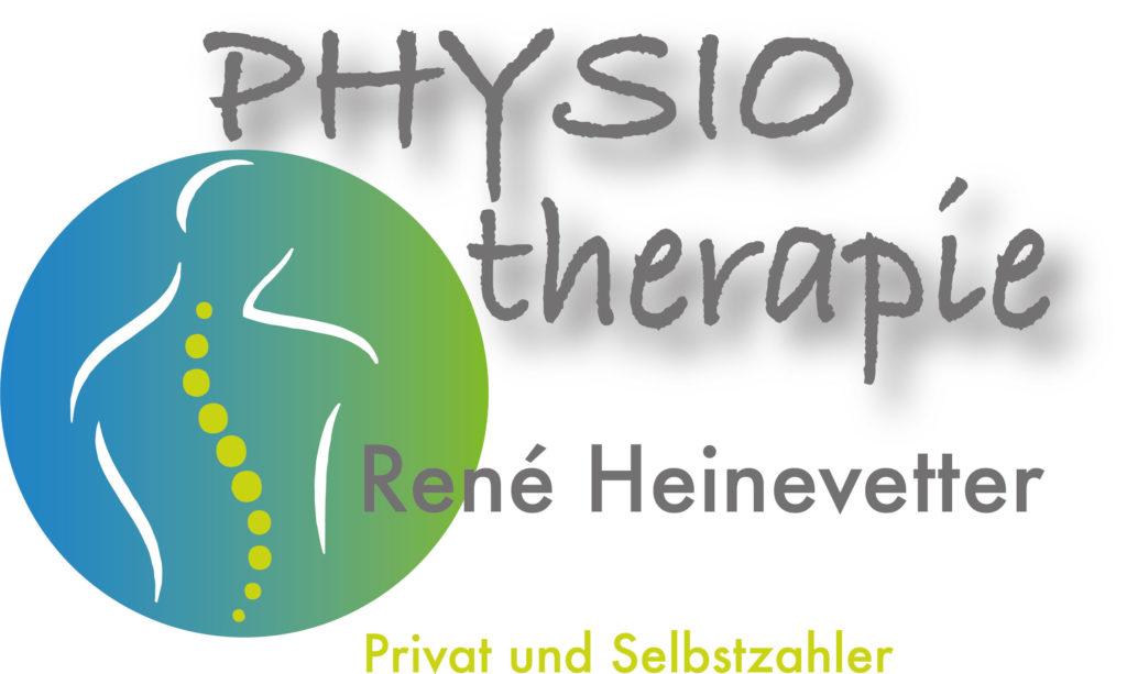 Logo zeigt Kontur eines Rückens samt Hals und Kopf bei dem der Verlauf der Wirbelsäule durch Punkte angezeigt wird.